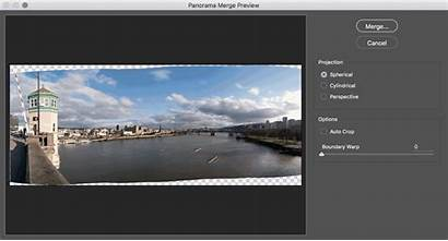 Crop Photoshop Lightroom Raw Warp Panorama Boundary
