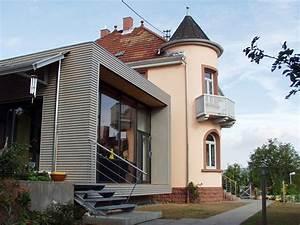 Moderner Anbau An Altbau : architekturb ro peter brinkmann naturhaus sanierung ~ Lizthompson.info Haus und Dekorationen