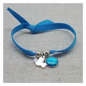 Bracelet Avec Elastique : bracelet religieux elastique color deux breloques cadeau communion ~ Melissatoandfro.com Idées de Décoration
