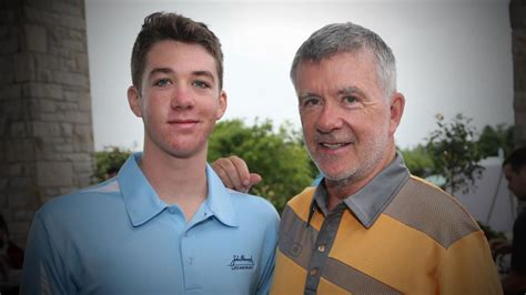exclusive alan thickes son carter reveals  dads