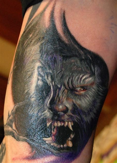 great werewolf pictures tattooimagesbiz