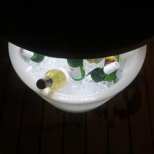 Keter Grill Beistelltisch : keter gartentisch partytisch bistrotisch beistelltisch cool bar mit eisbox licht ebay ~ Whattoseeinmadrid.com Haus und Dekorationen