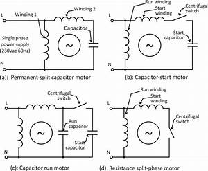 What Are The Advantages Of Capacitor Start And Capacitor