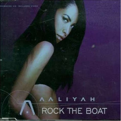 We Rock The Boat by Aaliyah Rock The Boat Quotes Quotesgram