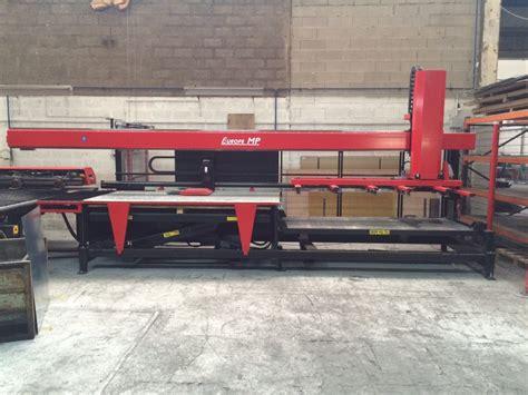 amada em 2510 nt turret punch used sheet metal machinery