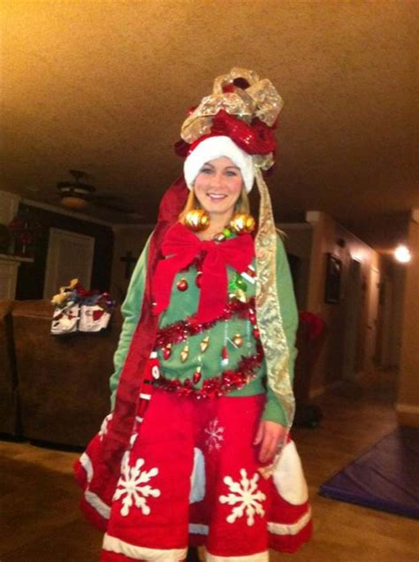 christmas tree sweater costume 15 do it yourself christmas sweaters oh my creative 2369