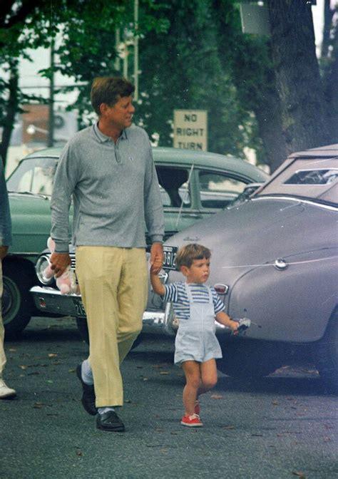 John F. Kennedy Jr. Son