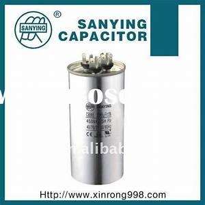 Air Compressor Capacitor Wiring Diagram  Air Compressor