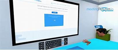 Virtual Viewer Web Browser Meeting Rooms