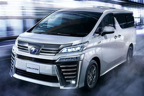 Toyota Vellfire Picture by Toyota Vellfire 2019 Price In Malaysia November