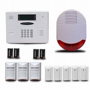 Alarme Maison Telesurveillance : d couvrez les particularit s des alarmes maison optium ~ Premium-room.com Idées de Décoration
