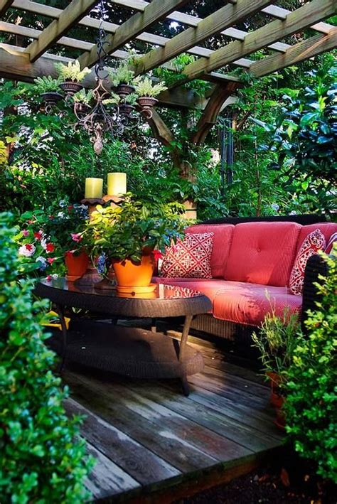 17 Beauty Bohemian Patio Designs – Top Easy Decor Project