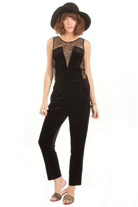 black velvet jumpsuit charming velvet jumpsuit xs