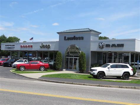 Chrysler Service Centers by Lawless Chrysler Jeep Dodge Ram Srt Chrysler Dodge