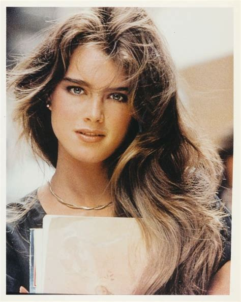 Pretty baby is a 1978 american historical drama film directed by louis malle, and starring brooke shields, keith carradine, and susan sarandon. Die besten 25+ Brooke shields jung Ideen auf Pinterest   Brooke Shields Augenbrauen, Endlose ...