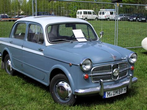 Fiat 1100d by Fiat 1100d Information And Photos Momentcar
