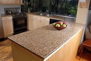 Kitchen countertops materials designwallscom for Kitchen counter materials
