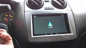 Alfa Romeo Mito Android Radio