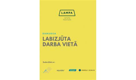 Sarunu festivāls Lampa - LPVA
