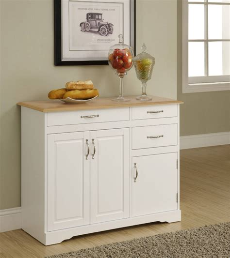 Kitchen Credenza by 15 Ideas Of White Kitchen Sideboards