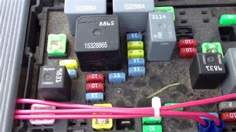 nbs silverado battery drain fix youtube