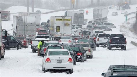 """Winter Storm """"Rocky"""" second storm to smash Missouri in as"""