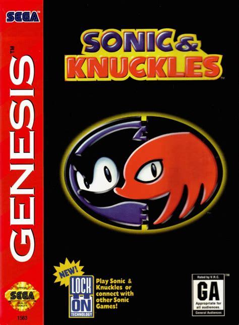 sonic knuckles world sega genesis rom  replayers