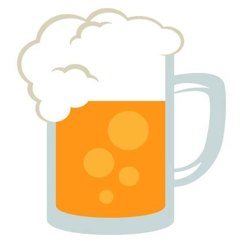 beer emoji beer emoji icon sticker various sizes large self adhesive