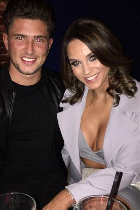 jordan davies girlfriends cbb star was engaged to megan