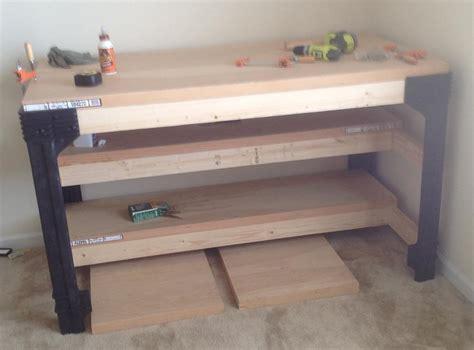 2x4 basics reloading bench finally built my reloading bench sniper s hide forum
