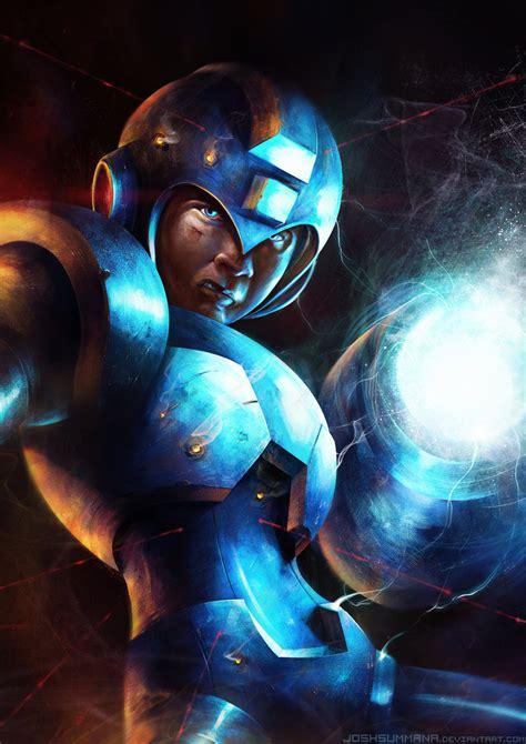 Mega Man By Joshsummana On Deviantart