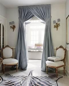 Embrasse Rideau Originale : rideaux pour fen tre id es cr atives pour votre maison ~ Teatrodelosmanantiales.com Idées de Décoration