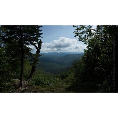 Catskill 3500 #14 & #15. Eagle and Balsam Mountains