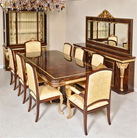 luxurious classic dining table classic dining