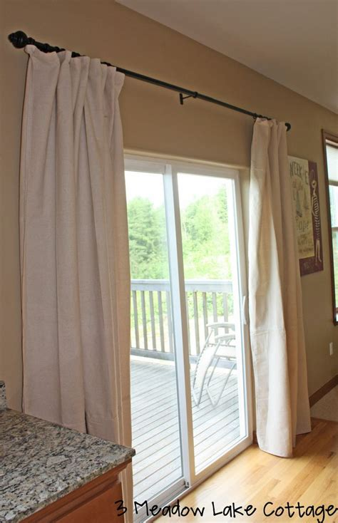 drapes sliding patio doors best 25 patio door curtains ideas on slider