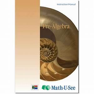 Rsa Pre-algebra