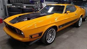 1973 Ford Mustang Mach 1 Fastback | F71 | Kansas City 2018
