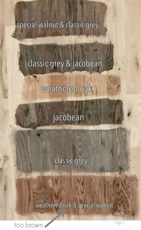 Restaining Oak Cabinets Grey by 25 Best Ideas About Floor Stain On Pinterest Floor