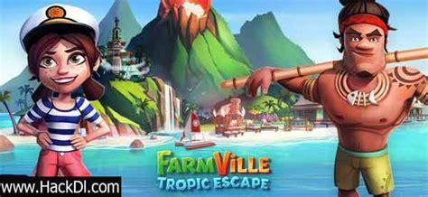 farmville tropic escape hack  modunlimited