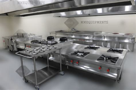 Mm E Q U I P M E N T S  Commercial Kitchen Equipments