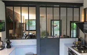 Verriere Interieure Coulissante : porte coulissante type atelier maison design ~ Premium-room.com Idées de Décoration