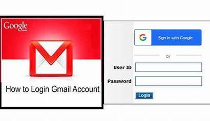Gmail Login Account Google Mail