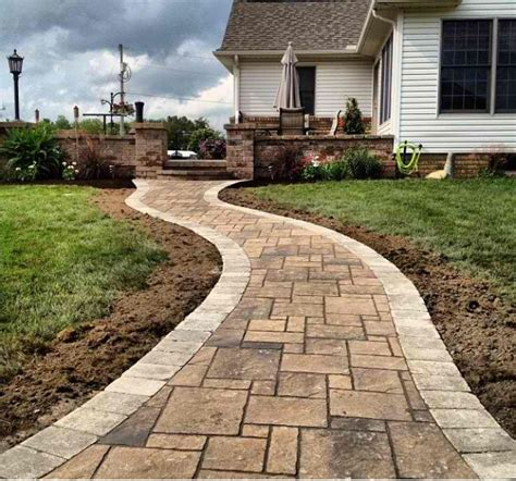 Sidewalks and Paths - Landscaping, Patios, and Retaining ...
