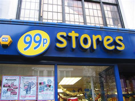 99p Store Knees Up