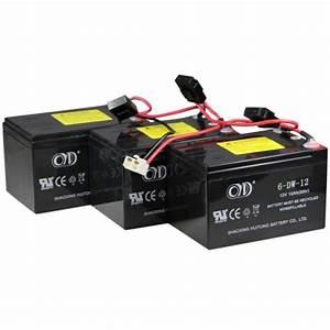 Razor Sx500 Battery W  Fuses  3  12ah   4 Hole  2 Pin