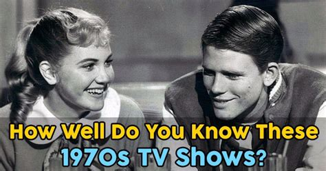 How Well Do You Know These 1970s Tv Shows? Quizdoo