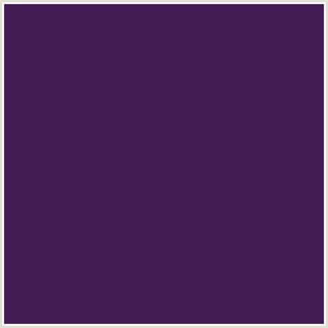 purple color code 421c52 hex color rgb 66 28 82 grape purple violet