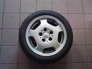 Jantes Mercedes Classe A : c16 jantes alu et pneus continental pour mercedes classe ~ Melissatoandfro.com Idées de Décoration
