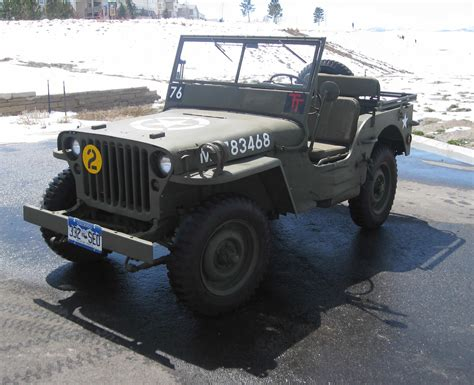 Rank Jeep Car Pictures 1940 Jeep Willys Quad Wallpapers