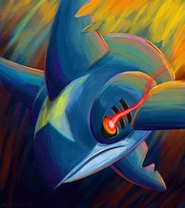 Pokemon Sharpedo Wallpaper | www.pixshark.com - Images ...